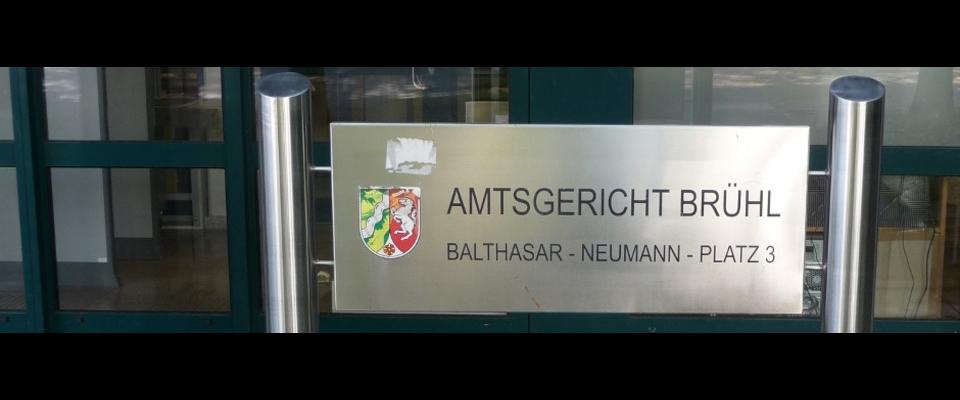 Amtsgericht Brühl Startseite